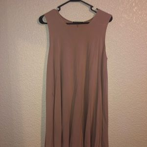 Pink Brandy Melville dress